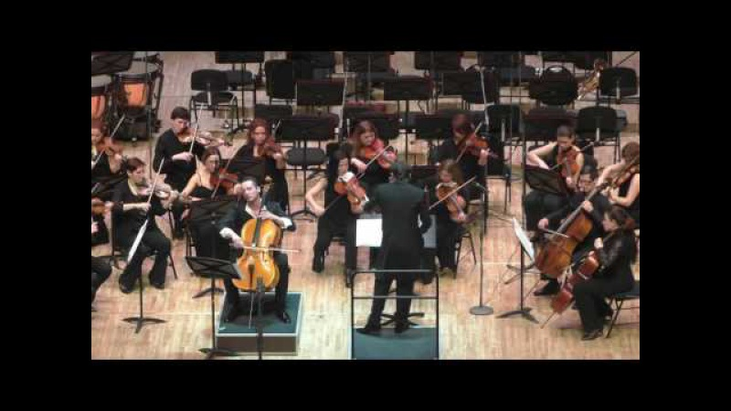 A. Drubich. Kaddish for Cello and Orchestra Evgeni Tonkha (Cello) Conductor - Rossen Gergov