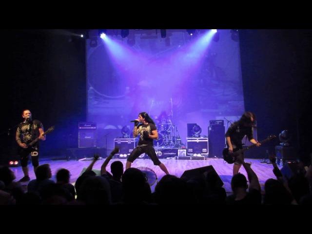 Illidiance – Hi-Tech Terror (live, Саранск, Эволюция, 28.09.2014)