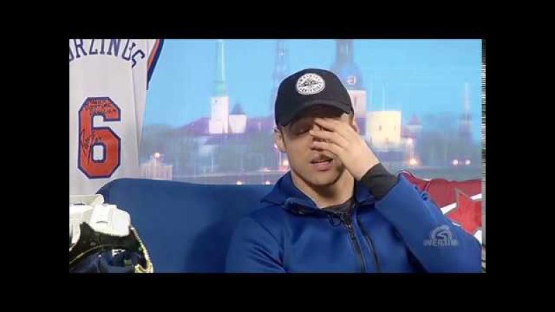 Overtime TV Mairis Briedis Pilna intervija