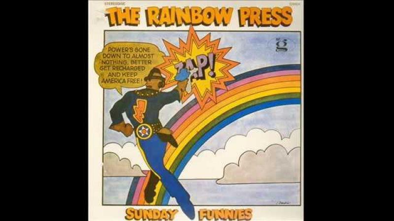The Rainbow Press -- Smitty's Rainfall ( 1969, Psych Pop, USA )