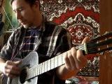 Чокнутый гитарист-самоучка
