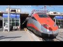 Frecciarossa ETR 500 in partenza da Roma Termini Station