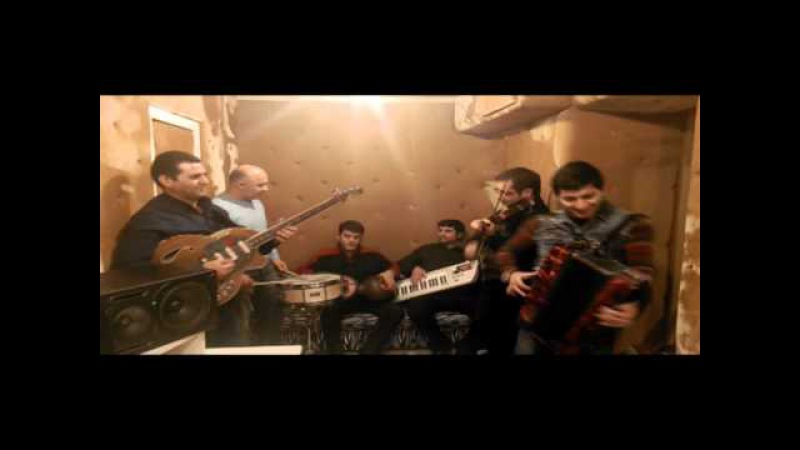 Orxan Mirzeyev OLD BAKU instrumental qrupu yeni kompozisiya (Lumanovski) 2015