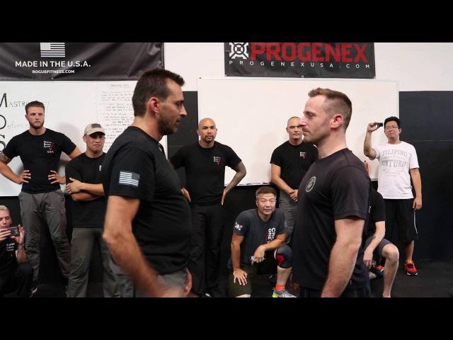Fred Mastro | Unblockable Throat Cut Challenge | Funker Tactical