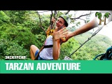 Тарзан Адвенчерс на Пхукете, Пхукет Таиланд | Tarzan Adventure on Phuket