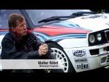 Вальтер Рёрль о Lancia Delta Integrale (Walter Rohrl &amp Lancia Delta Integrale)