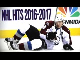 Top 10 NHL Hits of 2016-2017 So Far [HD] - SAP Highlights