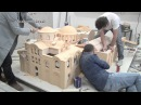 Minyatür maket yapımı kalyon model