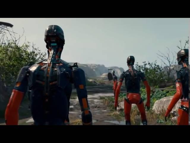 Короткометражный мультик про роботов HD Анимационные мультфильмы HD