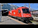 EC 85 DB-ÖBB EUROCITY - Innsbruck Hbf