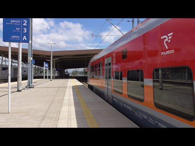 Stacja PKP Łódź Widzew [ IC ŁKA Regio ] 1