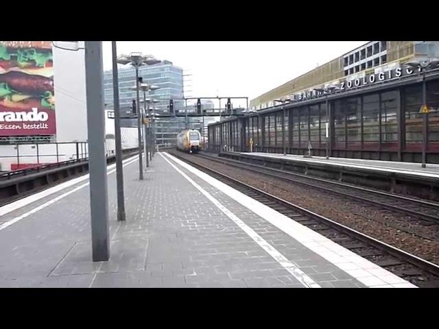 Stacja DB Berlin Zoologischer Garten[ICE,EC,IC,RE,RB,S-bahn]