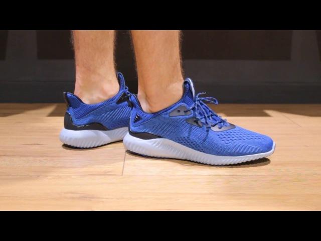 ONFEET Adidas AlphaBounce EM Dark Navy\Grey | sneakers.by
