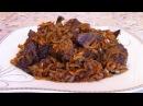 Жареная Печень с Луком и Морковью / Fried Liver / Очень Простой Рецепт (Вкусно и Быстро)