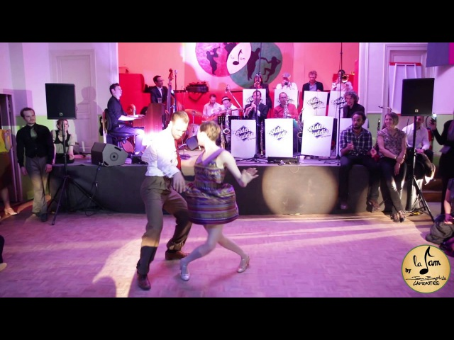 La Jam 2015 - Teacher Demo Dax Hock Pamela Gaizutyte