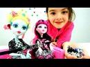 Куклы Монстер Хай ДРАКУЛАУРА распаковка набора УЖАСНЫЕ БРАСЛЕТЫ 🎁 Подарок дл...
