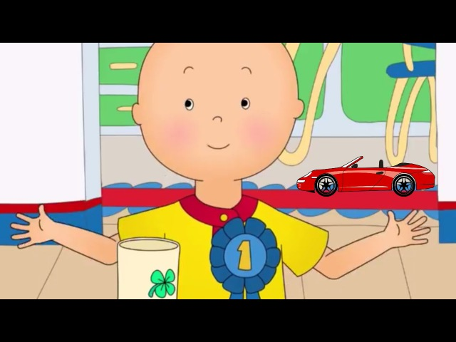 Funny Animated cartoons Kids | Caillou | Caillou can Dance | Summer | ONLINE Cartoons for kids