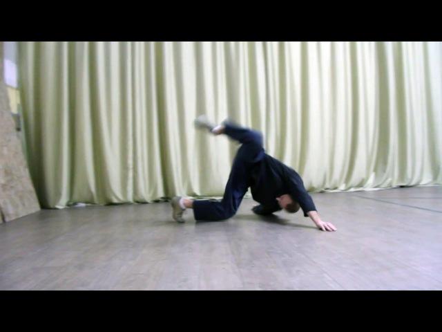 Система Кадочникова. Нижняя боевая акробатика