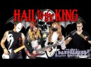 AVENGED SEVENFOLD Hail to the King BAND COVER with JJ's One Girl Band De Sade and Kri Drumnerd