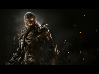 Injustice 2 - Introducing Scarecrow!