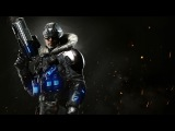 Injustice 2 — Introducing Captain Cold!