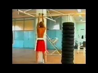 Русская боевая система ГРОМ Специальная физическая подготовка бойца