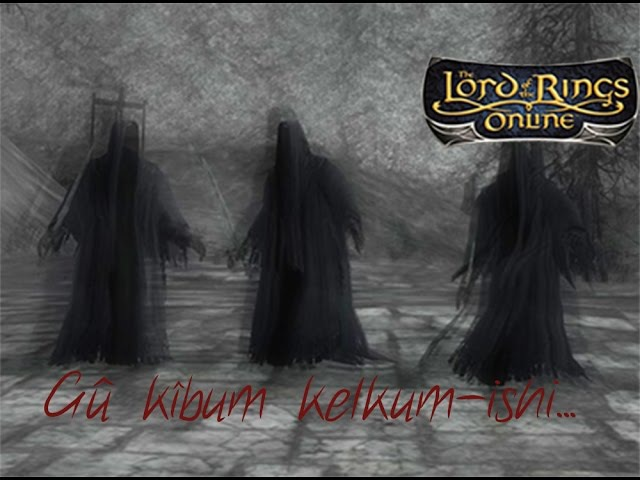 Black Speech in LOTRO
