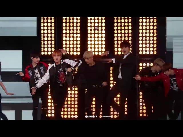 BTS DANCE SORRY SORRY @DMC FESTIVAL 161008