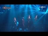 [KNK - Sun, Moon, Star] Comeback Stage ¦ M COUNTDOWN 170601 EP.526
