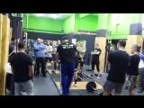 Влад Алхазов и Миша Кокляев развивают спорт