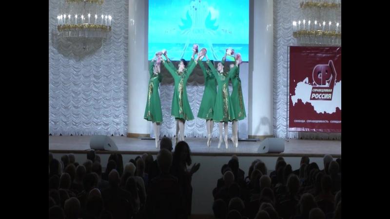 Детский Образцовый театр танца «Плясицы», г.о. Тольятти (Самарская обл.)