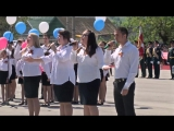 Торжественный парад ко Дню Победы