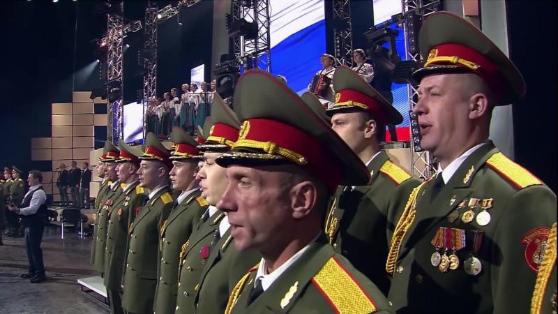ЛЮБЭ Гимн Родине (концерт 15 03 2014г.)