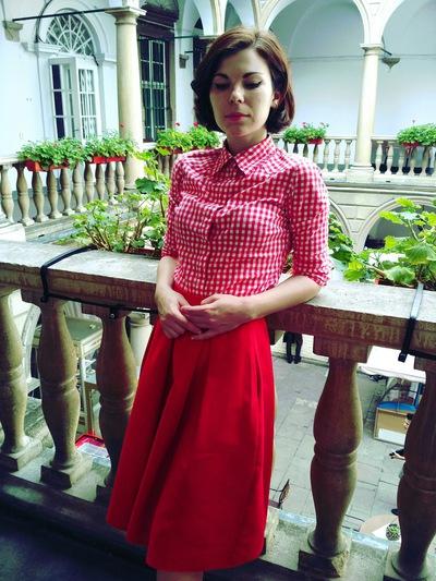 Алина Левит