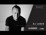 tenDANCE show DJ LOSEV