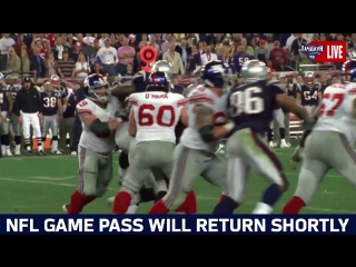 Wild Card, Giants - Packers part 3