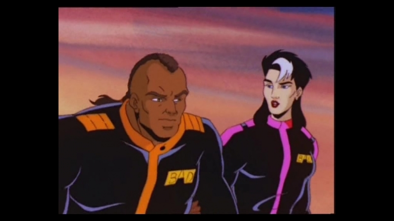 Космические агенты – 1 сезон, 12 серия. И вот пошёл дождь