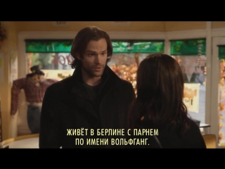 Джаред Падалеки в новом сезоне сериала Девочки Гилмор (рус.суб.)