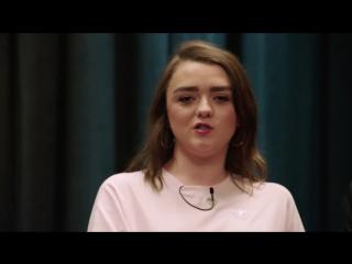 Converse Public Access Ep. 1 feat. Maisie Williams