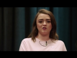 Converse Public Access Ep. 1 feat. Maisie Williams