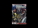 Комикс Transformers 3 Dark of the Moon выпуск - 3