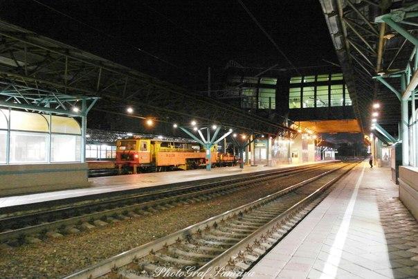 Железнодорожный вокзал #1