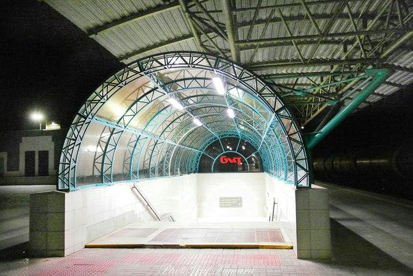 Железнодорожный вокзал #2