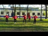 BONES - BLACK MOLD  Choreo by Nika &amp Дуня  DARIDANS