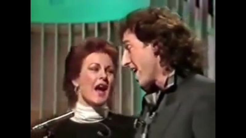 Anni Frid Lyngstad (with B A Robertson) - Time