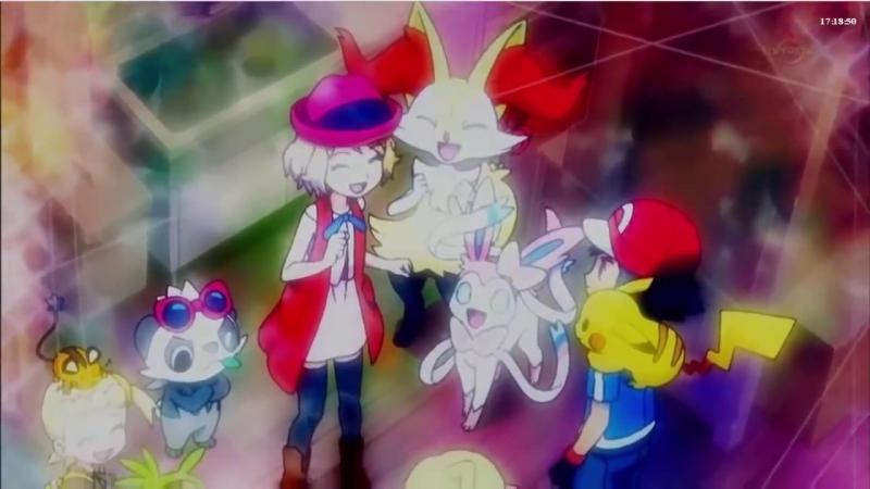 Pokemon XYZ Episode 45