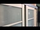 Раздвижная система открывания дверей