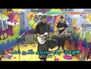 [TV SHOW] 06.03.2017 РОN! Miyavi 「Live to Die Another Day - 存在証明 -」 ост 「Вlаdе оf thе Immоrtаl」 Fukushi Sota 1/2