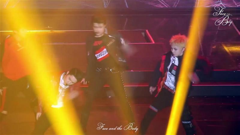 [FANCAM] 170119 The 26th Seoul Music Awards @ EXO's Sehun - Lucky One Monster