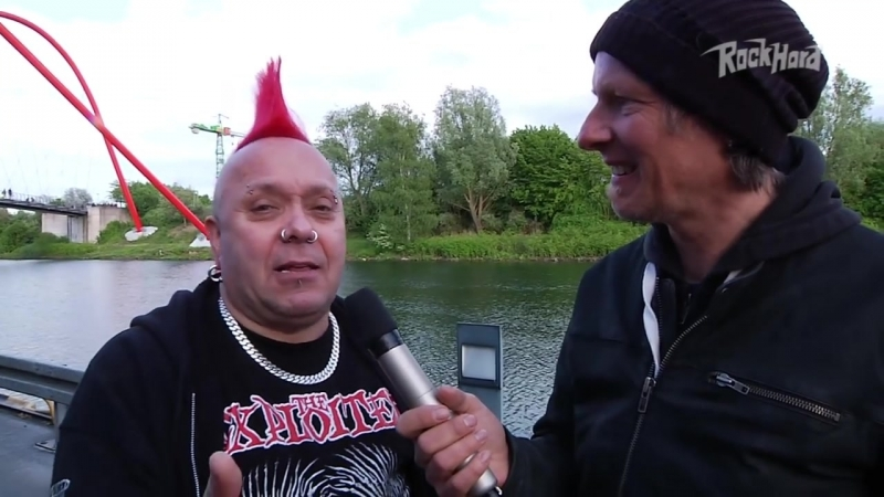 The Exploited - Interview with Wattie Buchan - Jello Biafra and Henry Rollins are liars